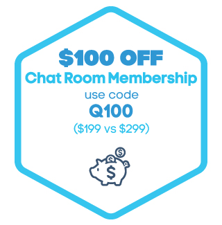 chat room coupon