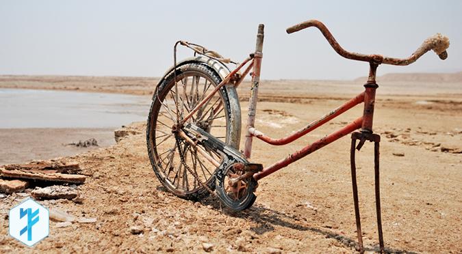 Broken-Bike