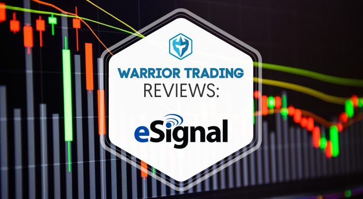 eSignal Charting Software Review 2019: Warrior Trading