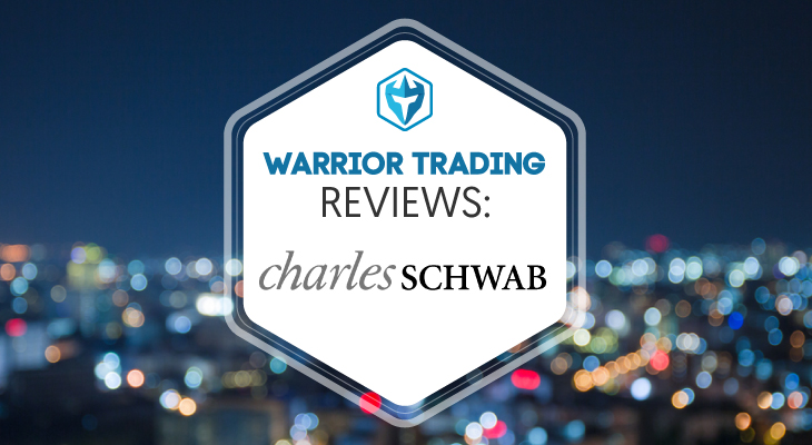 Schwab options trading review