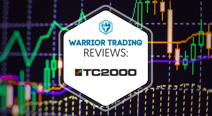 TC2000 Broker Review 2019 - Warrior Trading