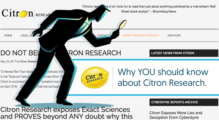 citron research