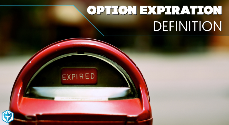 Trading options expiration day