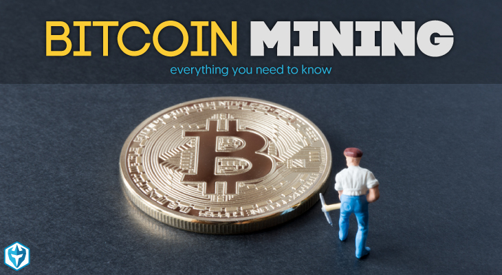 bitcoin mining where does the money come from