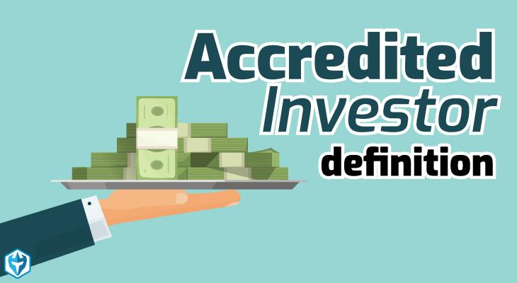 accredited investor photo