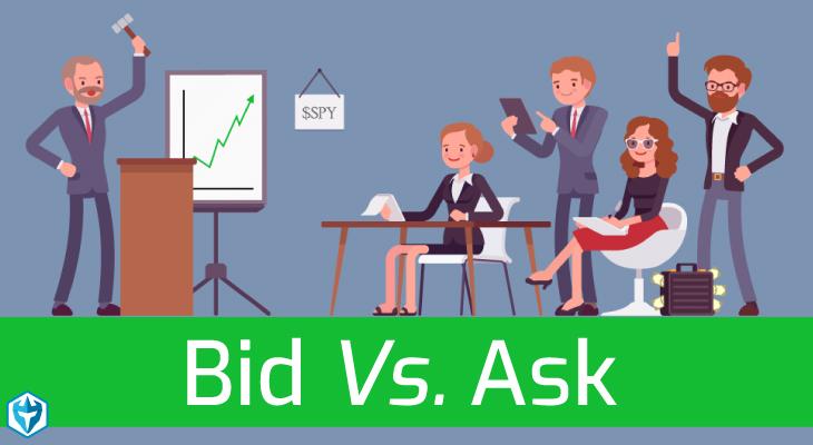bid vs ask