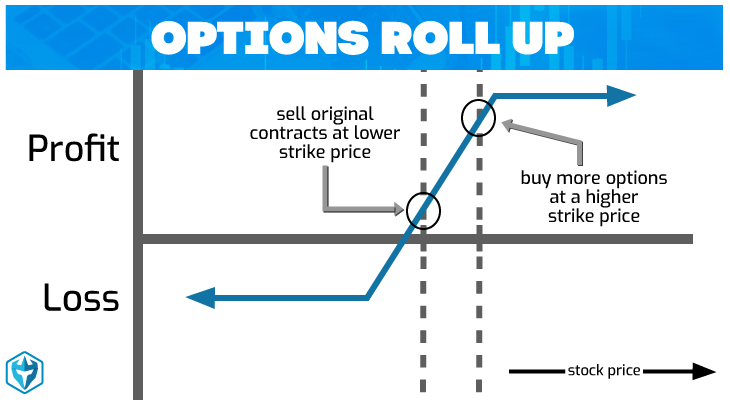 Options Roll Up photo
