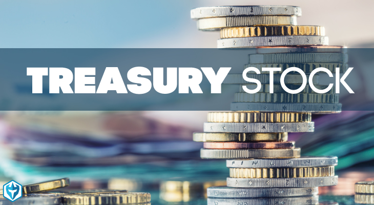 Treasury Stock Logo