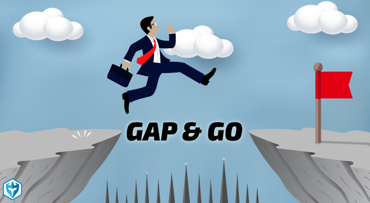 A Simple Day Trading Strategy For Beginners: Gap and Go!