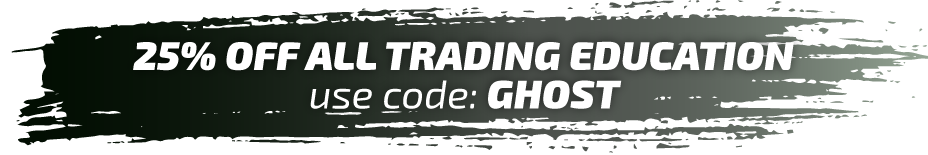 25% OFF USE CODE GHOST