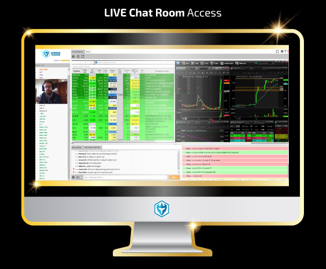 Warrior Trading Chat Room Black Friday