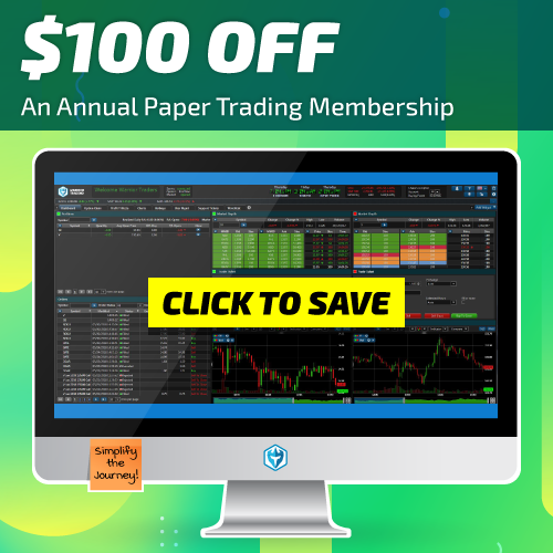 Warrior Trading Simulator Coupon