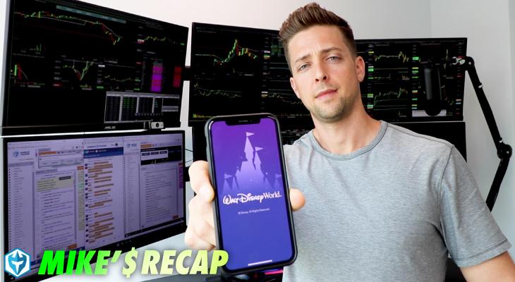 Mike's Trading Recap