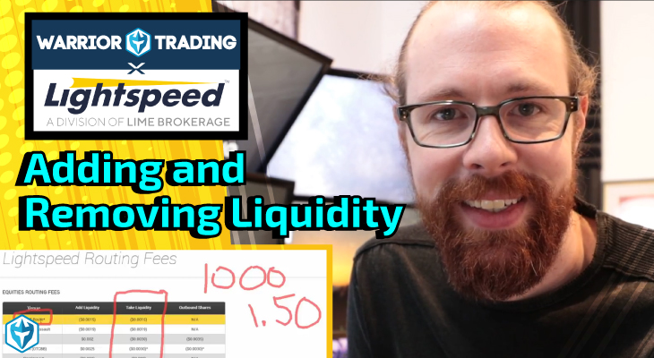 Adding and Removing Liquidity