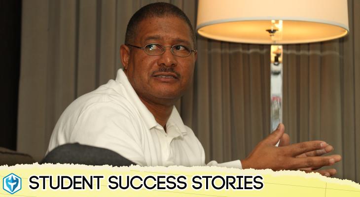 Student Success Stories - Edwin