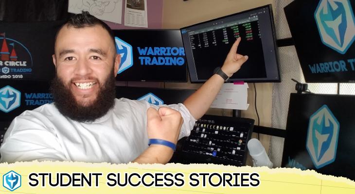 Student Success Stories - Hulkman