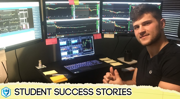 Student Success Stories - Max