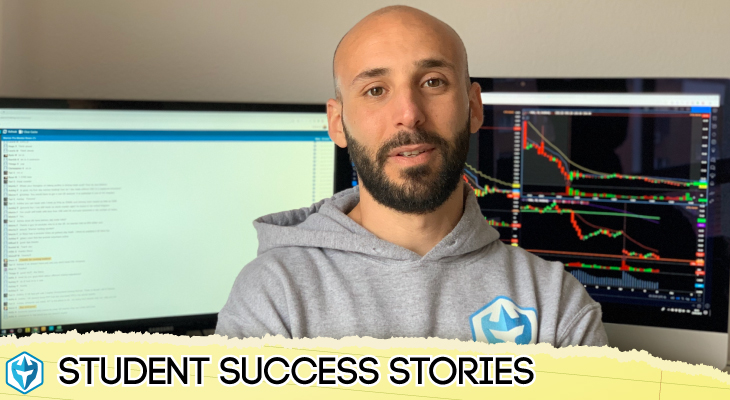 Student Success Stories - Roberto