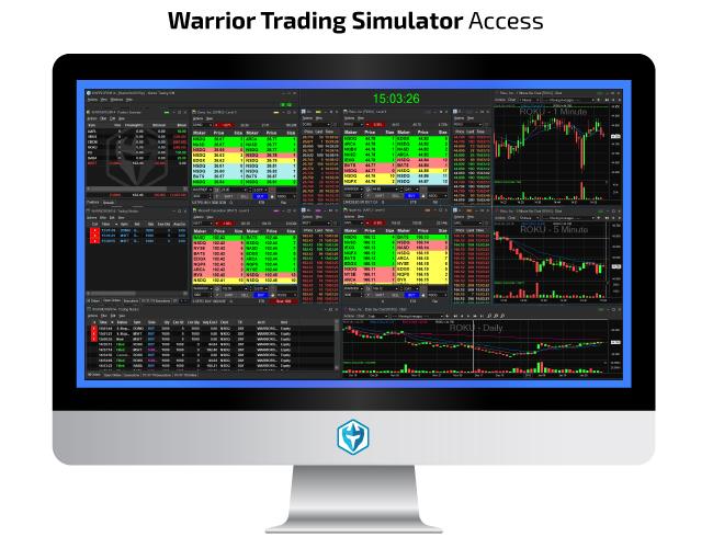 Warrior Trading Simulator