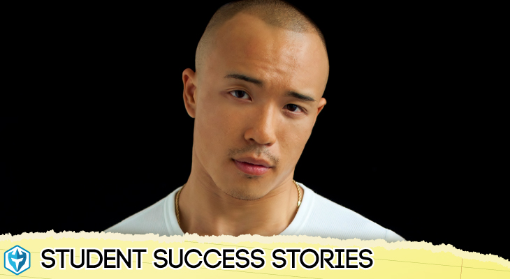 Student Success Stories Drew