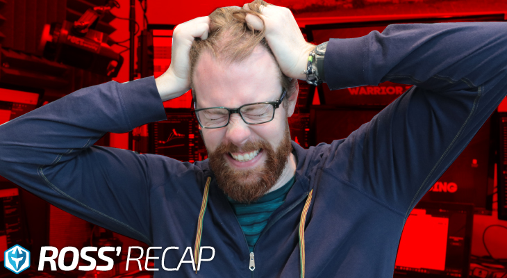 Red Day recap