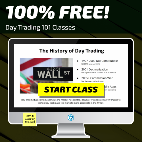 Free Day Trading 101 Course