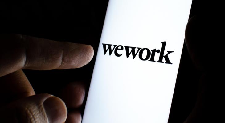 wework stock