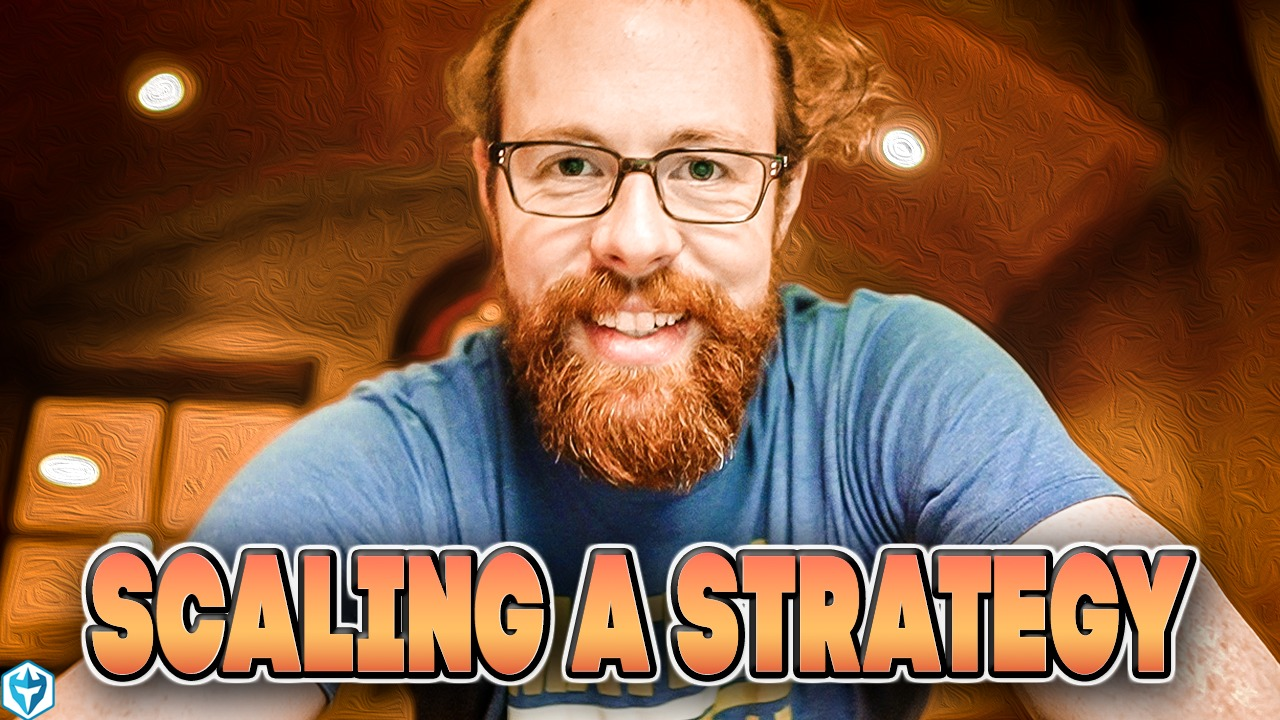 Scaling a Strategy