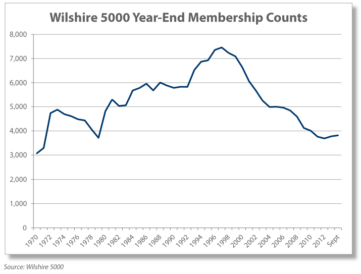What is the Wilshire 5000 Index?