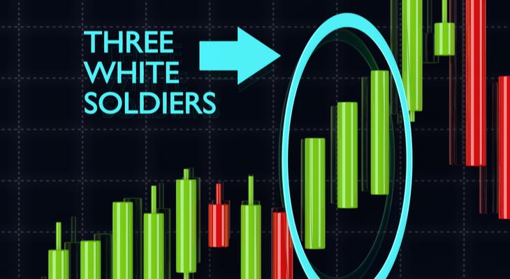 three white soldiers