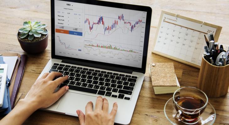 day trading laptop